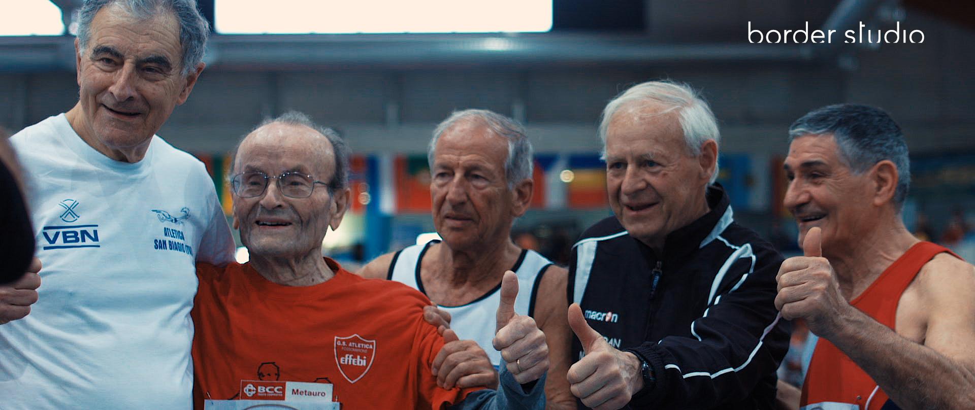Giuseppe Ottaviani, Giorgio Maria Bortolozzi - Campionati italiani master indoor 2016 07